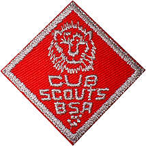 Lion Cub Scout Advancement Award