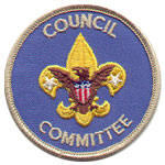 Council Committeeman [Relationships Committee]