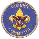 District Committeeman [At-Large]
