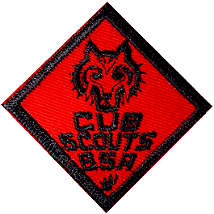 Wolf Cub Scout Advancement Award